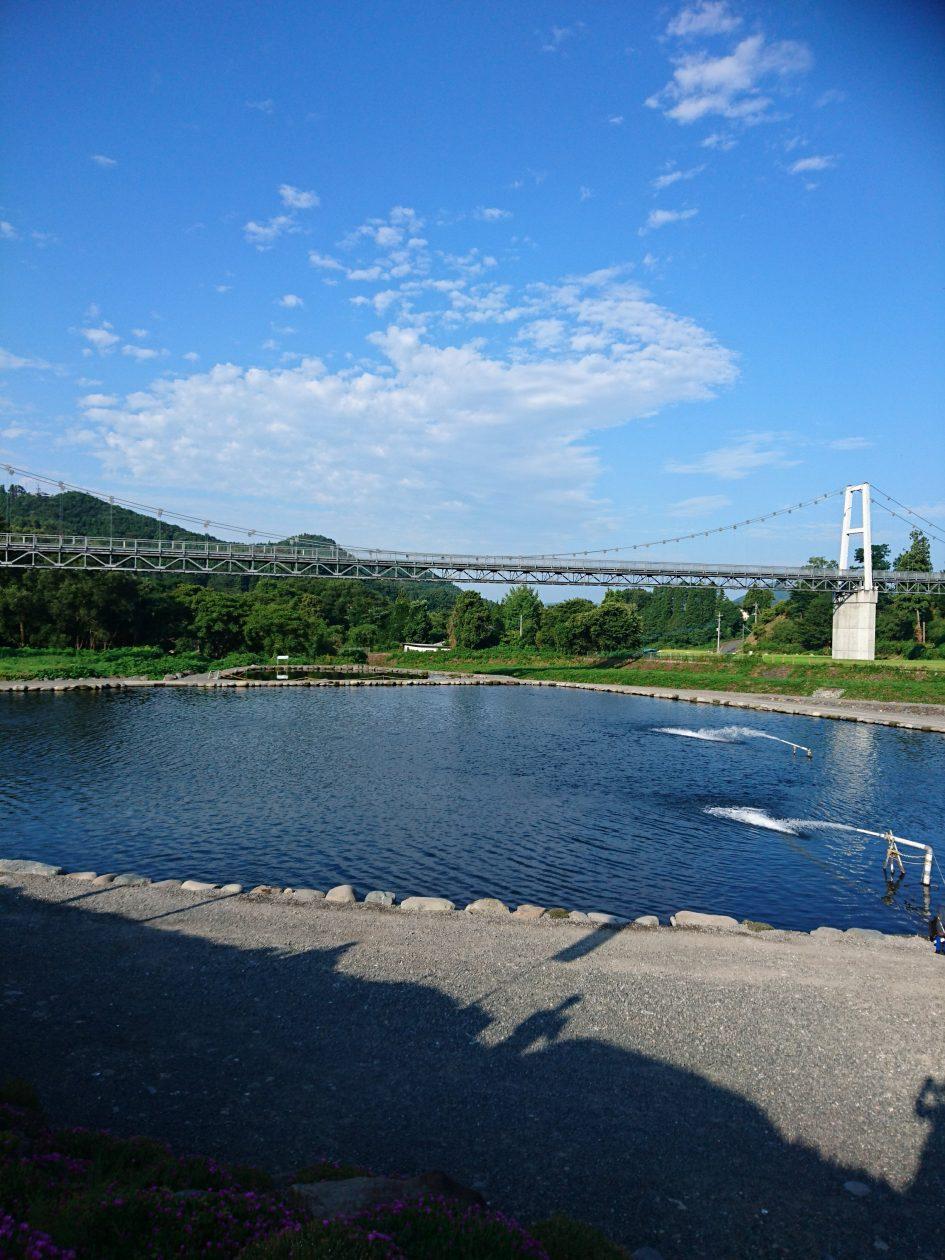 フィッシング プラザ 川場 川場フィッシングプラザ~釣り場紹介~